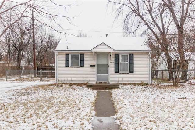 1710 W Esthner Ave, Wichita, KS 67213 (MLS #576815) :: Pinnacle Realty Group