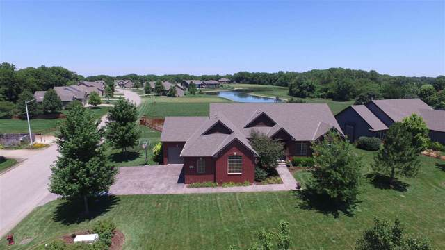 300 N Valley Creek Dr., Valley Center, KS 67147 (MLS #576819) :: Keller Williams Hometown Partners