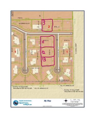 LOT 13 Block 1, Mount Hope, KS 67108 (MLS #576827) :: On The Move