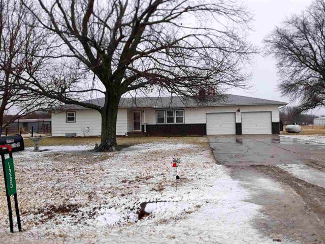 1355 M50 Rd, Eureka, KS 67045 (MLS #576828) :: On The Move