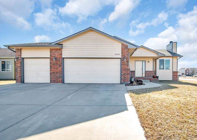 10235 E Stafford St, Wichita, KS 67207 (MLS #576832) :: Pinnacle Realty Group