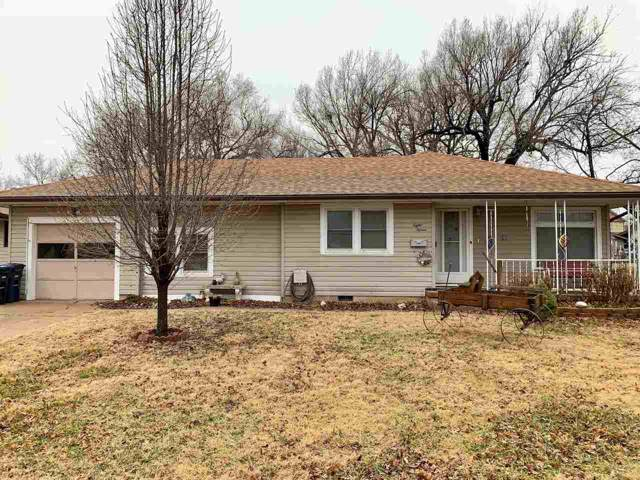 815 S Taylor St, El Dorado, KS 67042 (MLS #576839) :: Pinnacle Realty Group