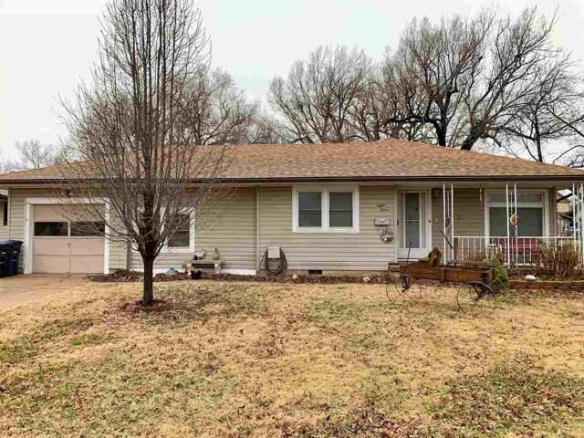 815 S Taylor St, El Dorado, KS 67042 (MLS #576839) :: Lange Real Estate