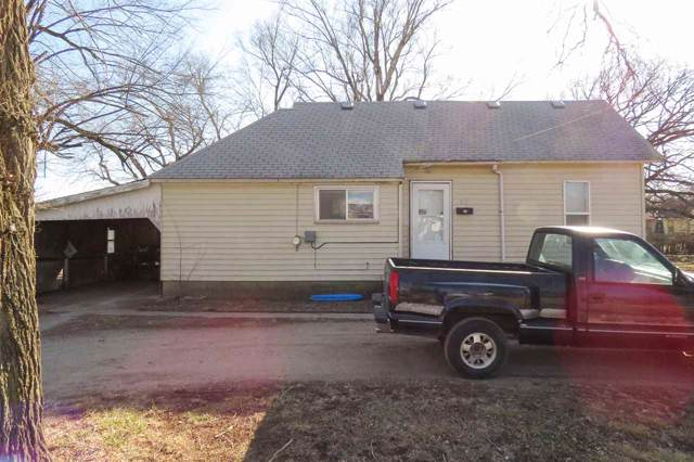 415 E 3RD ST, Halstead, KS 67056 (MLS #576842) :: Pinnacle Realty Group