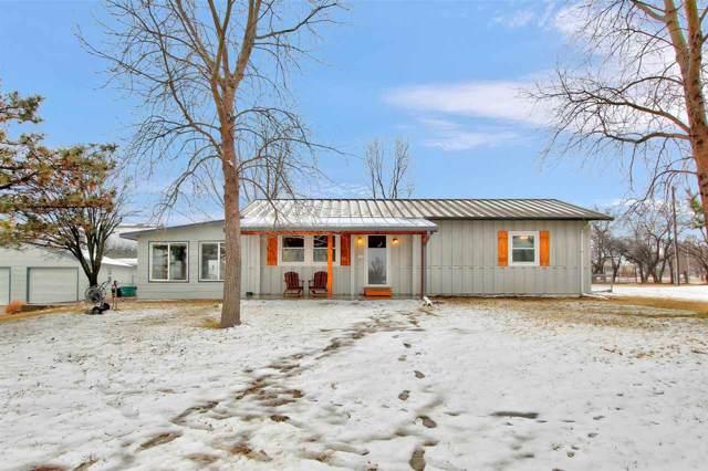 612 W Silknitter St, Rose Hill, KS 67133 (MLS #576849) :: Lange Real Estate