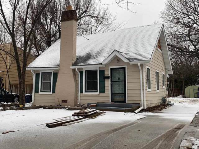 1415 N Vassar Ave, Wichita, KS 67208 (MLS #576852) :: On The Move