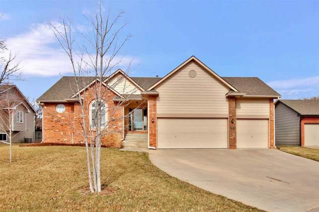 11310 E Killarney Cir, Wichita, KS 67206 (MLS #576858) :: Pinnacle Realty Group
