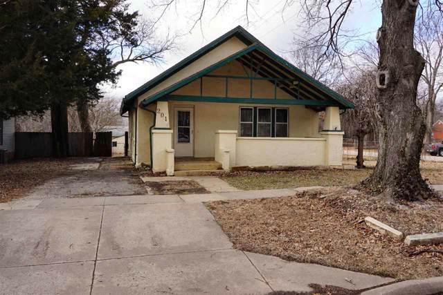 201 S Gorin St, Clearwater, KS 67026 (MLS #576859) :: Keller Williams Hometown Partners