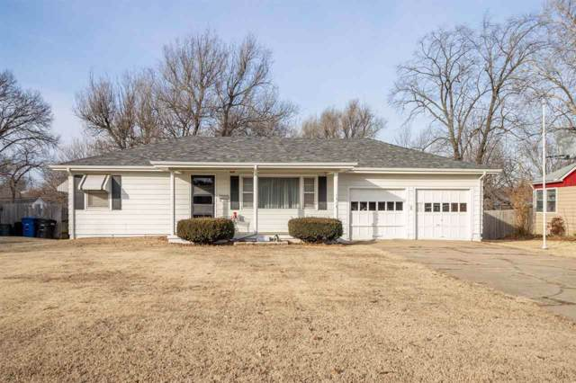 1513 N Washington Ln, Augusta, KS 67010 (MLS #576860) :: Pinnacle Realty Group