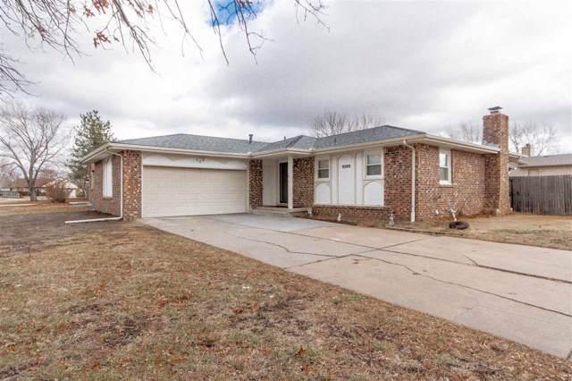 9209 E Barron Cir, Wichita, KS 67207 (MLS #576865) :: Pinnacle Realty Group