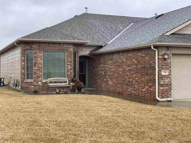 746 W Cottonwood Dr, Valley Center, KS 67147 (MLS #576867) :: Keller Williams Hometown Partners