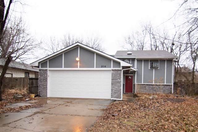 2114 N Shefford St, Wichita, KS 67212 (MLS #576875) :: Pinnacle Realty Group