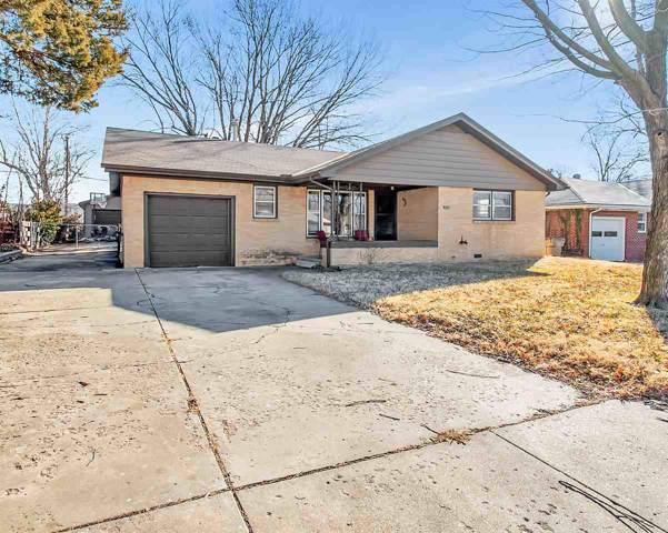 1028 N El Paso Dr, Derby, KS 67037 (MLS #576879) :: Keller Williams Hometown Partners