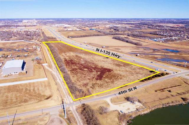 East of N Old Lawrence Rd And 45th St N, Park City, KS 67219 (MLS #576885) :: Keller Williams Hometown Partners
