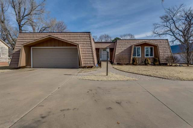 211 N Springfield Ave, Anthony, KS 67003 (MLS #576886) :: Lange Real Estate