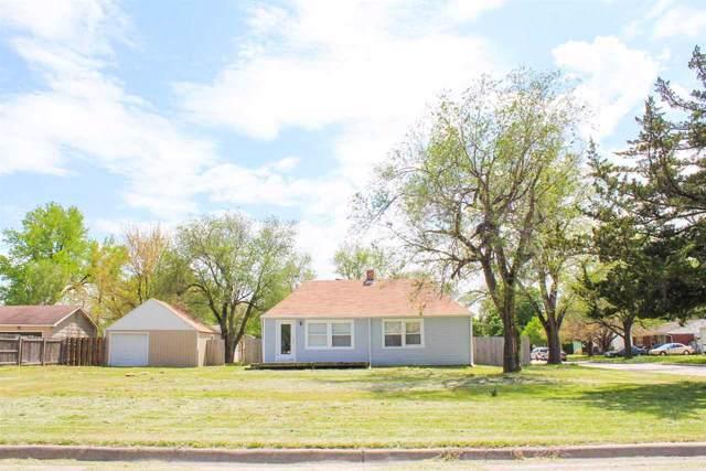 2033 W May St, Wichita, KS 67213 (MLS #576896) :: Pinnacle Realty Group