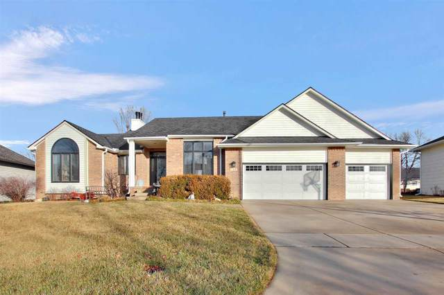 120 S Bay Country Court, Wichita, KS 67235 (MLS #576904) :: Lange Real Estate