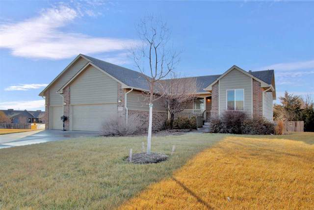 2013 E Sunset St, Goddard, KS 67052 (MLS #576905) :: Lange Real Estate