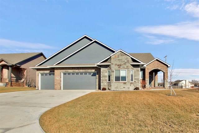 12506 W Jennie, Wichita, KS 67235 (MLS #576907) :: Lange Real Estate