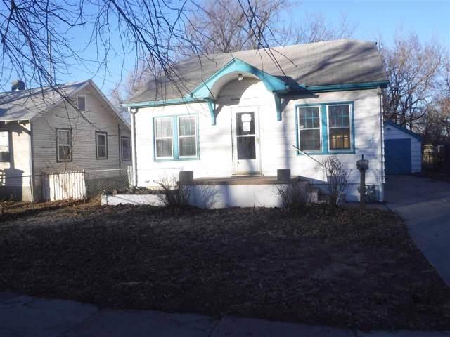 1839 S Washington Ave, Wichita, KS 67211 (MLS #576909) :: On The Move