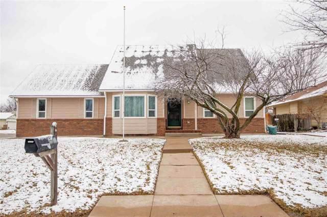 8725 E Hildreth, Wichita, KS 67207 (MLS #576911) :: On The Move