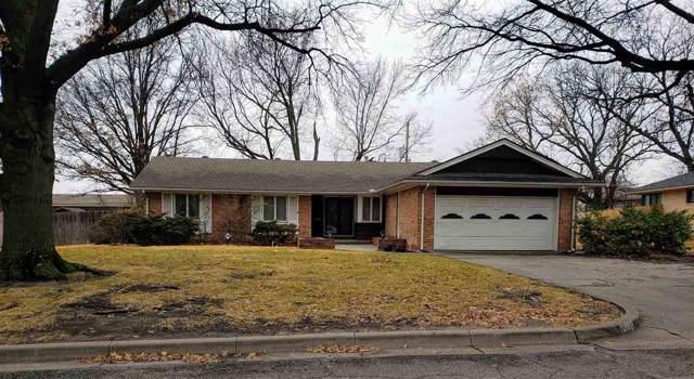 1151 N Pinecrest, Wichita, KS 67208 (MLS #576915) :: On The Move