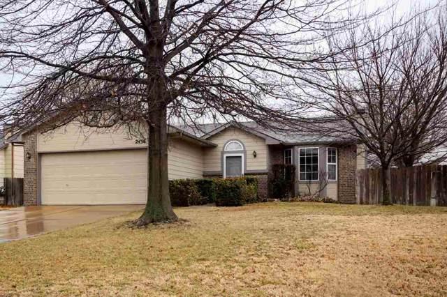 2436 S Laurel, Wichita, KS 67210 (MLS #576916) :: On The Move