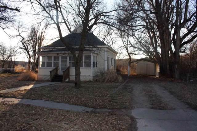 215 S Kansas St, Haven, KS 67543 (MLS #576921) :: Keller Williams Hometown Partners