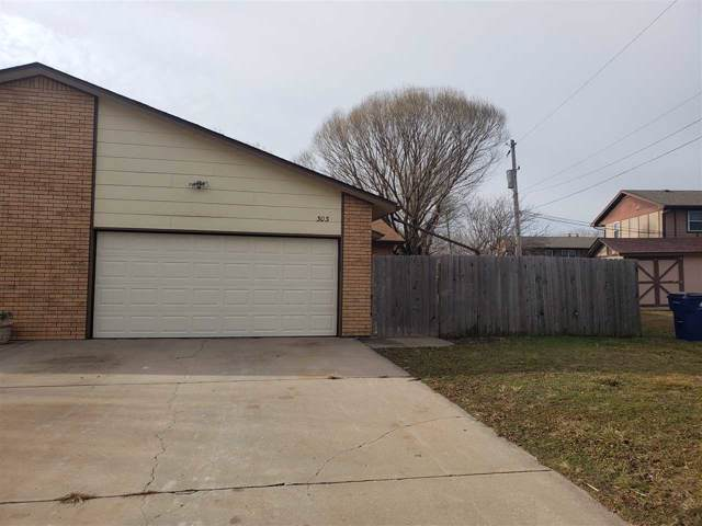 303 E Deercreek, Rose Hill, KS 67133 (MLS #576953) :: On The Move
