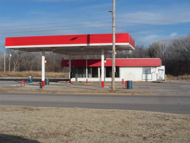 519 N Ll & G Ave, Anthony, KS 67003 (MLS #576958) :: On The Move