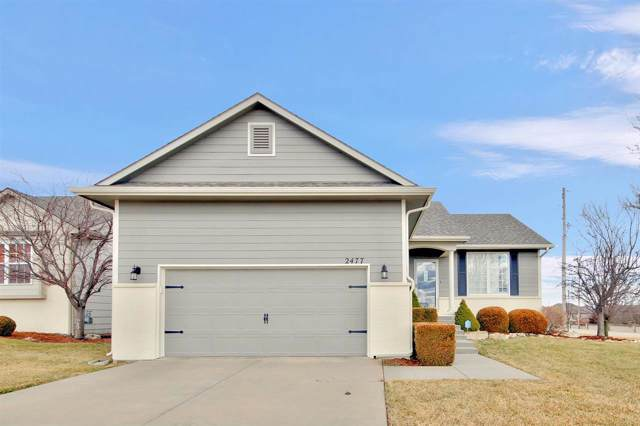 2477 N 127th Ct E, Wichita, KS 67226 (MLS #576965) :: Lange Real Estate