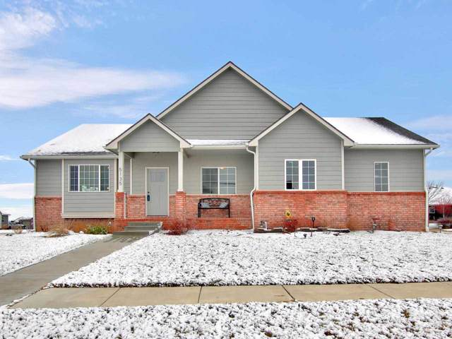5135 N Remington St, Bel Aire, KS 67226 (MLS #576970) :: Graham Realtors