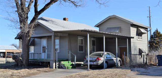 654 N Gordon St, Wichita, KS 67203 (MLS #576982) :: Graham Realtors
