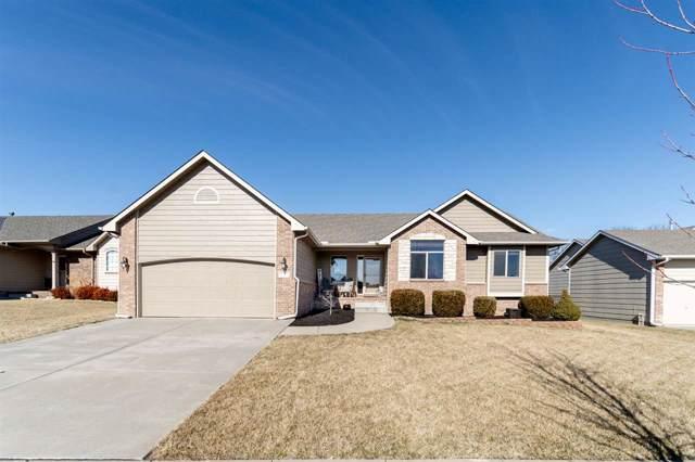 12622 E Mainsgate St, Wichita, KS 67226 (MLS #576989) :: Graham Realtors