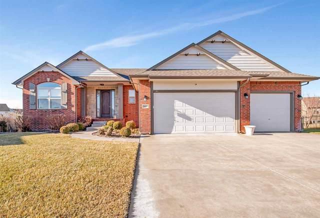 2423 N Spring Hollow St, Wichita, KS 67228 (MLS #576990) :: Graham Realtors