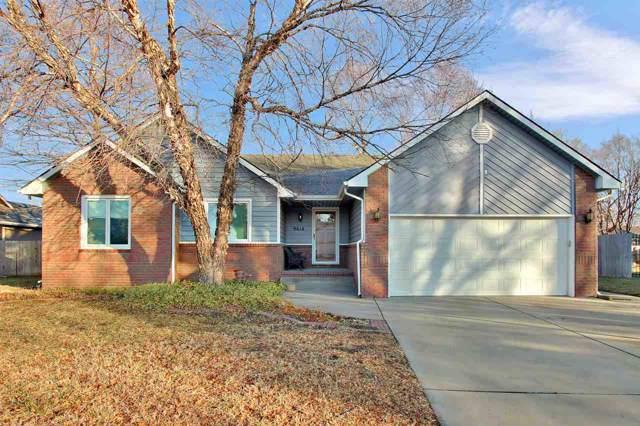 9618 W Britton, Wichita, KS 67205 (MLS #577002) :: On The Move