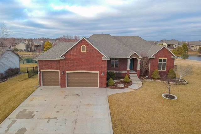 2312 E Timber Creek St, Derby, KS 67037 (MLS #577005) :: On The Move