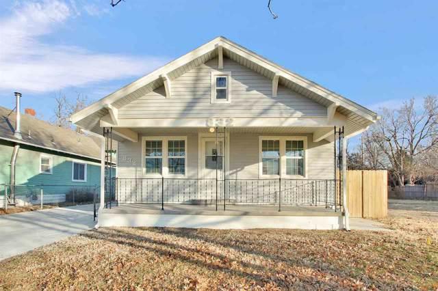 832 W University Ave, Wichita, KS 67213 (MLS #577009) :: On The Move
