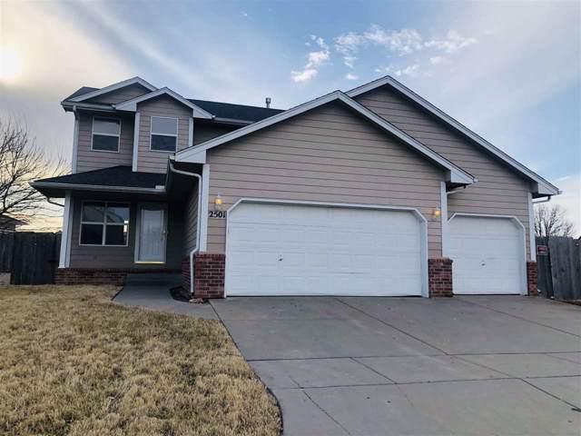 2510 S Cooper St, Wichita, KS 67210 (MLS #577010) :: On The Move