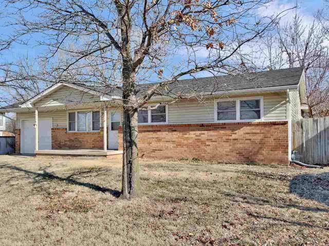 3214 S Sheridan Ave, Wichita, KS 67217 (MLS #577015) :: On The Move