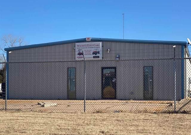 260 Cain Dr, Haysville, KS 67060 (MLS #577018) :: Lange Real Estate