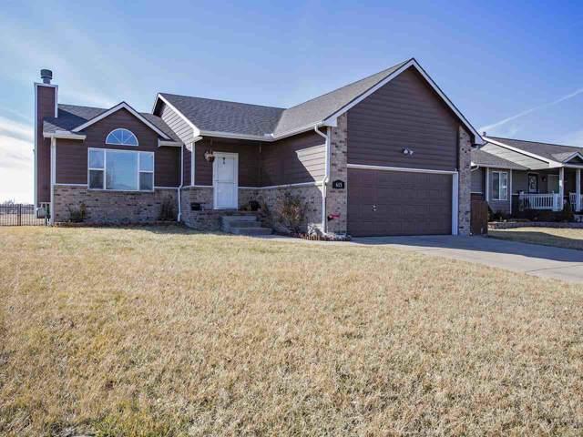 615 S Schoolhouse Pl, Haysville, KS 67060 (MLS #577075) :: Lange Real Estate