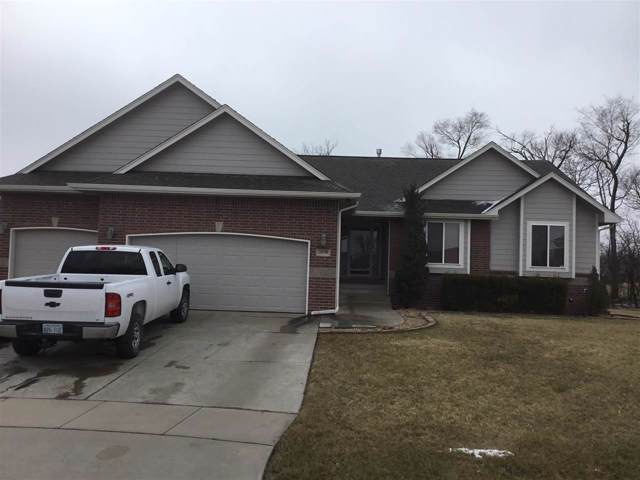 1078 S Glenmoor Ct, Wichita, KS 67207 (MLS #577078) :: Lange Real Estate
