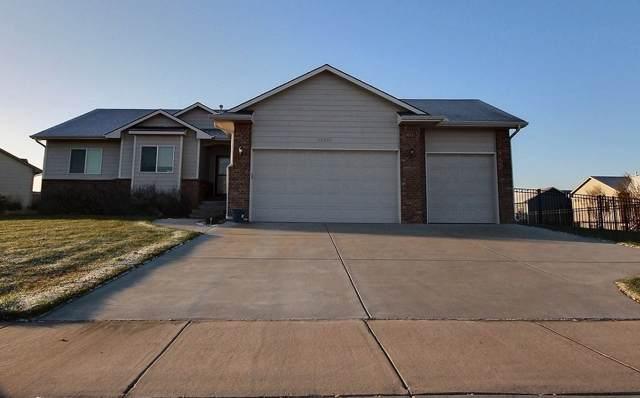 12401 E Zimmerly St, Wichita, KS 67207 (MLS #577106) :: Lange Real Estate