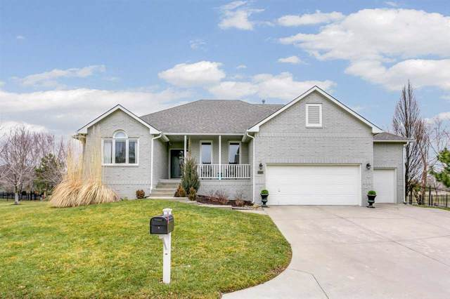14314 E Castlewood St., Wichita, KS 67230 (MLS #577124) :: On The Move