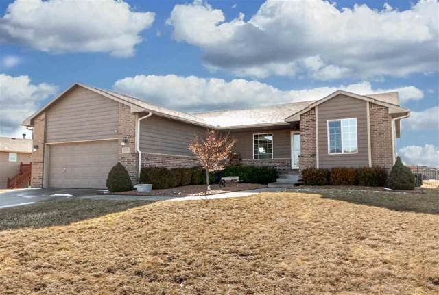 1609 N Mcrae Ct, Goddard, KS 67052 (MLS #577127) :: Lange Real Estate