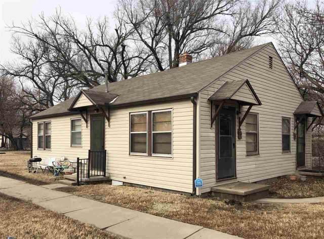 1301 N Piatt Ave, Wichita, KS 67214 (MLS #577133) :: Pinnacle Realty Group