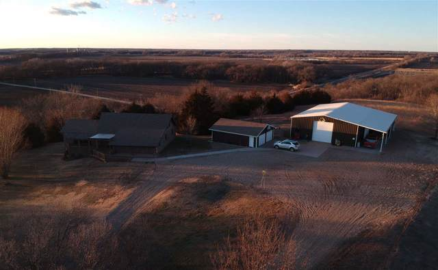 23145 SW Us Highway 77, Douglass, KS 67039 (MLS #577136) :: On The Move