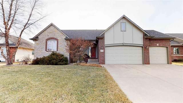 14221 W Binter Cir, Wichita, KS 67235 (MLS #577182) :: Lange Real Estate