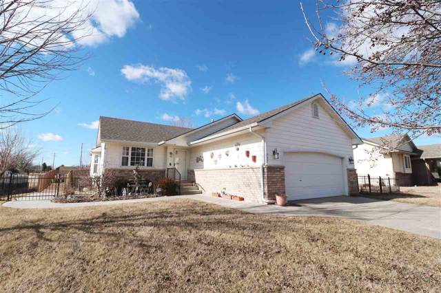 737 S Westview Cir, Andover, KS 67002 (MLS #577188) :: On The Move